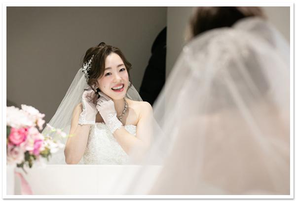 花嫁様お写真【ヘッドドレス【ファビュラス】】