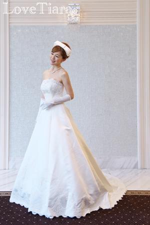 リボンボンネ ウェディング ブライダル 結婚式
