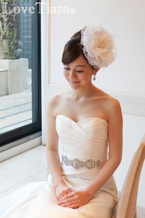 ヘッドドレス ウェディング ブライダル 結婚式