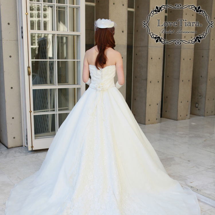 ウエディングハット ウエディング ブライダル 結婚式