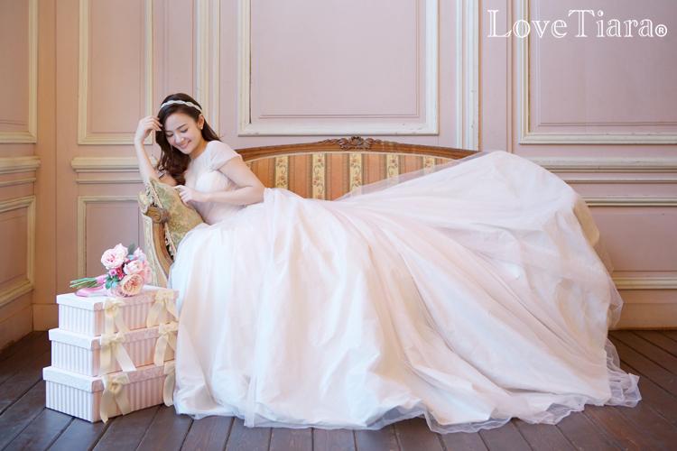 Detail カチューム リボンカチューシャ ウェディング 結婚式