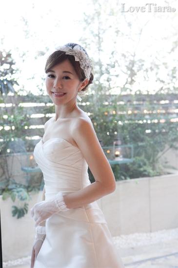 着用イメージ グローブ ウェディング 結婚式