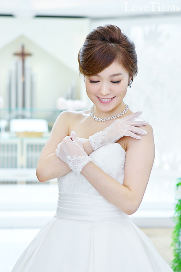 ネックレス ウエディング ブライダル 結婚式