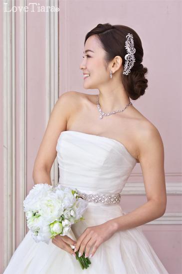 ネックレス ウエディング ブライダ 結婚式