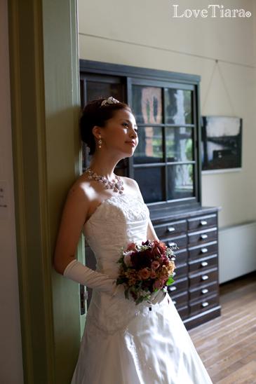 ティアラ ウエディング ブライダル 結婚式