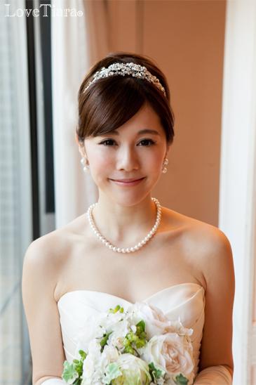 ブライダル ウェディング 結婚式 ティアラ カチューシャ ヘッドドレス ビジュー
