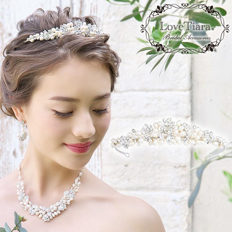 Detail ティアラ ウエディング 結婚式
