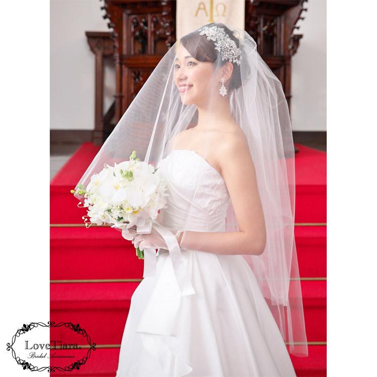 ベール ウエディング ブライダル 結婚式